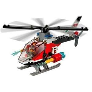 LEGO City Fire Helicopter  Toys & Games