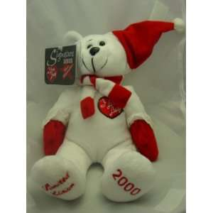 Love Lucy Signature Series Christmas 2000 Teddy Bear Toys & Games
