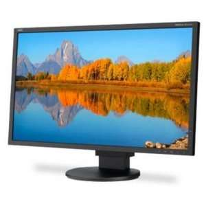 NEC Display MultiSync EA243WM BK 24 Widescreen LED Monitor