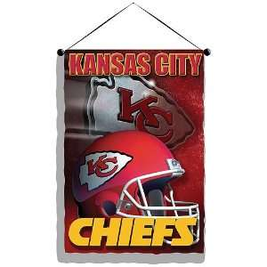Kansas City Chiefs NFL Photo Real Wall Hanging (28x41