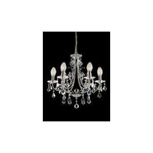 Dale Tiffany GH70288 Indiana 6 Light Single Tier Chandelier