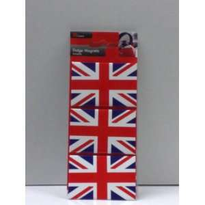 Union Jack Fridge Magnets [Kitchen & Home]