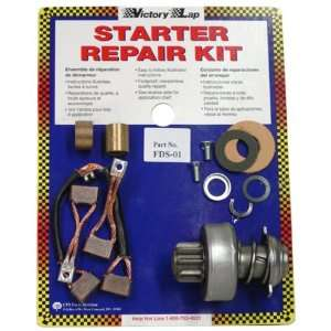 Victory Lap FDS 01 Starter Repair Kit Automotive