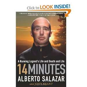 Legends Life and Death and Life [Hardcover] Alberto Salazar Books