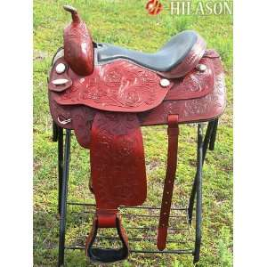 Flex Tree Orthopedic Western Trail Pleasure Saddle