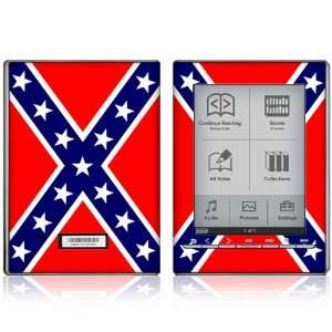 Rebellion Flag Design Protective Decal Skin Sticker for
