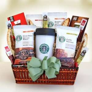 Basket  Fathers Day Gift Basket for the Coffee Lover