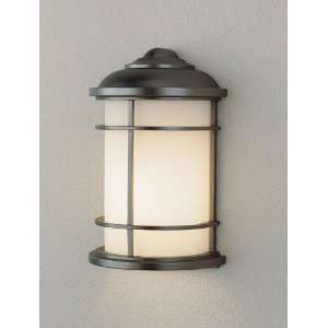 Open Box Murray Feiss 1 Light Lighthouse Wall Mount Lantern OL2203BB