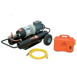 Air Systems COMP 3 Breathing Air Compressor System With Hose And