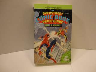 Price Guide #22,23 VFn, Spider man, Flash, Green Lantern, SC
