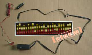 Customized Car Stickers Sound music Activated/equalizer